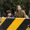 10 év után először találkozott Nancy Drew-beli kollégájával Emma Roberts