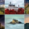 10 gyönyörű kastély, ahol biztosan szívesen élnél – I. rész