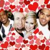 10 szerelmespár, akik közös dalt készítettek