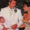 20 kerek éve házas Victoria és David Beckham, régi képekkel ünnepeltek