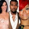 2010 legdivatosabb hírességei
