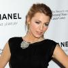 Blake Lively 2011-ben a Chanel arca lesz