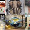 26 lélegzetelállító street art, ami után máshogy tekintesz a világra