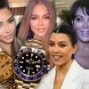 30 Rolex órát osztott szét a Kardashian család a forgatásuk utolsó napján