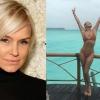 52 évesen is csúcsformában van Gigi és Bella Hadid édesanyja