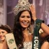 Ecuadori lány lett az idei Miss Earth