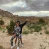 A Bieber házaspár lakókocsival utazgatott, sok közös képet készítettek