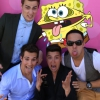 A Big Time Rush tagjai kiközösített rajongójuknál jártak