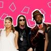 A Black Eyed Peasszel stúdiózik Nicole Scherzinger