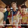 A BTS mekis menüje őrjíti meg a rajongóikat