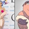 A Family Guy is Rihannán röhög