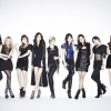 A Girls' Generation felkerül a borítékok hátuljára