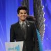 A GLAAD kitüntette Adam Lambertöt