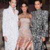 A Hadid lányok Demi Moore-ral pózoltak a Harper's Bazaar eseményén