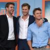 A Hemsworth fivérek megviccelték Chris-t a születésnapja alkalmából
