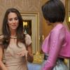 A hercegné ruhája igen kelendő