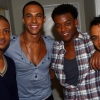 A JLS tagjai szerelmi ügyeikről meséltek