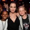 A Jolie-Pitt gyerekek betörnek a filmiparba