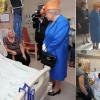 A királynő meglátogatta a manchesteri terrortámadás sérültjeit a kórházban