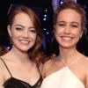 A legédesebb Oscar-pillanat: Emma Stone és Brie Larson egymást ölelve sírtak
