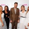 A Little Mix Adam Lamberttel stúdiózna