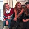 A Little Mix kiáll Louis Tomlinson mellett