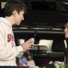 A Te két sztárja, Victoria Pedretti és Dylan Arnold a való életben is randizik