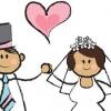 A tíz leghihetetlenebb sztáresküvő