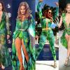 A Versace ikonikus mintája: ennyiféle módon viselte J.Lo