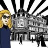 A világ Párizs, és Párizs Catherine Deneuve