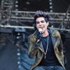 Adam Lambert bevette Oroszországot