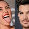 Adam Lambert megvédte Miley Cyrust