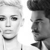 Adam Lambert szerint Miley Cyrus nagyszerű személyiség