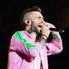 Adam Levine elnézést kért azért, mert csapnivaló koncertet adott