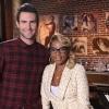 Adam Levine Mary J. Blige tanácsait követi
