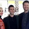 Adam Levine-t sokkolta a hír, hogy Gwen Stefani és Blake Shelton egy párt alkot