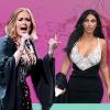 Adele nem kért Kardashianék vacsorameghívásából