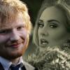 Adele rekordjának megdöntését tervezi Ed Sheeran