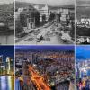 Akkor és most: Így változtak a világ legnagyobb metropoliszai az évek során
