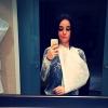 Alizée megsérült a Danse avec les stars turnéja során