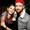 Állati móka: Jessica Biel és Justin Timberlake megtalálta kutya hasonmását