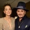 Amber Heard beadta a válókeresetet Johnny Depp ellen