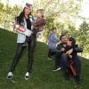 Amire számítani lehetett: Kourtney Kardashian besokallt, eltiltotta a gyerekeket Scottól