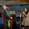 Amy Lee és Dave Eggar együtt lépett fel