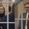 Angelina és Brad Obama elnökkel tárgyalt