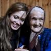 Angelina Jolie bosnyák menekülteken segített