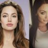 Angelina Jolie-nak is megtalálták a hasonmását
