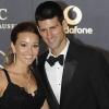 Apa lett Novak Djokovic