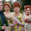 Apró hibát találtak A Bridgerton család egyik jelenetében a rajongók