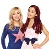 Ariana Grande és Jennette McCurdy nyuszifüllel nyomul